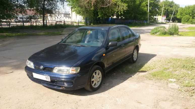 Nissan Almera, 1998 год, 130 000 руб.
