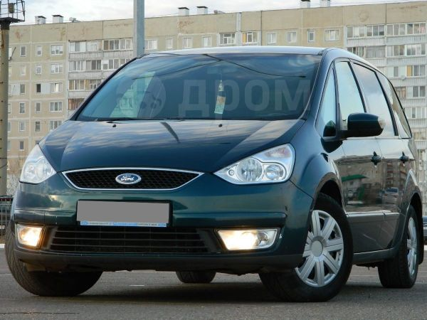 Ford Galaxy, 2008 год, 520 000 руб.