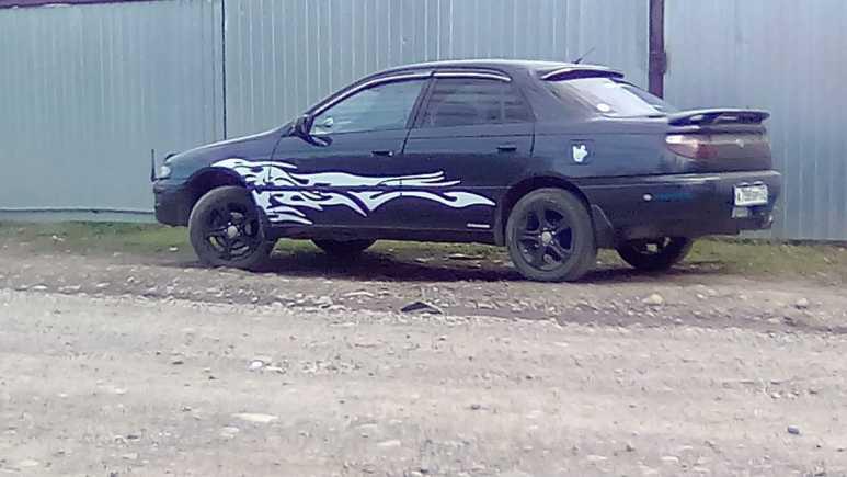 Toyota Carina, 1995 год, 190 000 руб.