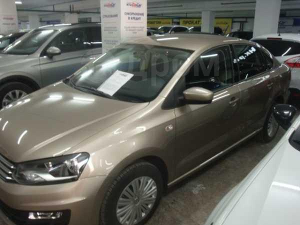 Volkswagen Polo, 2017 год, 785 900 руб.