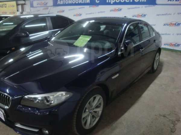 BMW 5-Series, 2015 год, 1 690 000 руб.