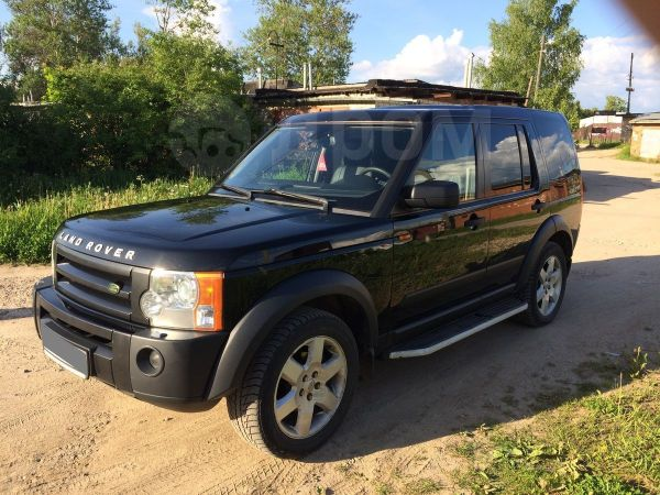 Land Rover Discovery, 2005 год, 640 000 руб.
