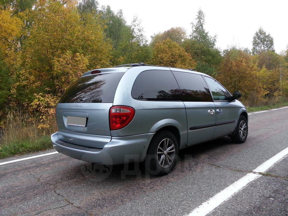 Dodge caravan 2000 запчасти