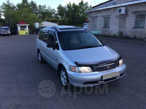Honda Odyssey, 1997 год, 285 000 руб.