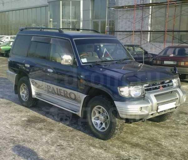 Mitsubishi Pajero, 1998 год, 300 000 руб.