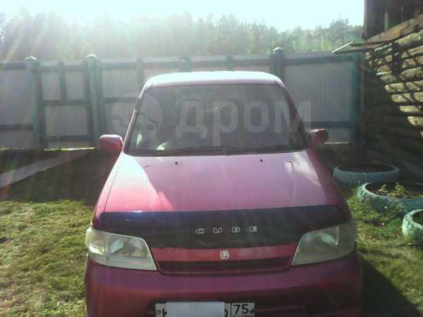 Nissan Cube, 2001 год, 110 000 руб.