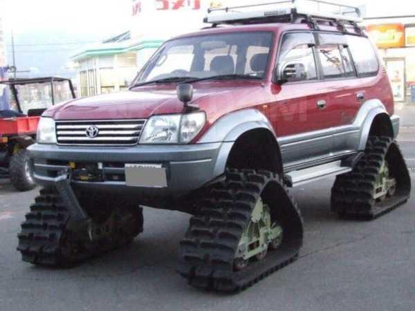 Toyota Land Cruiser Prado, 1997 год, 1 000 000 руб.