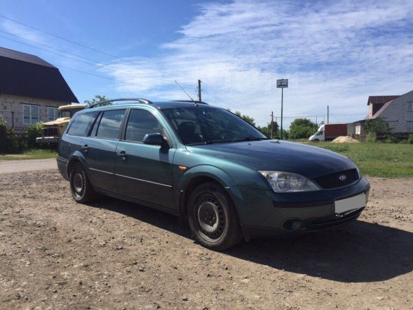 Ford Mondeo, 2002 год, 225 000 руб.