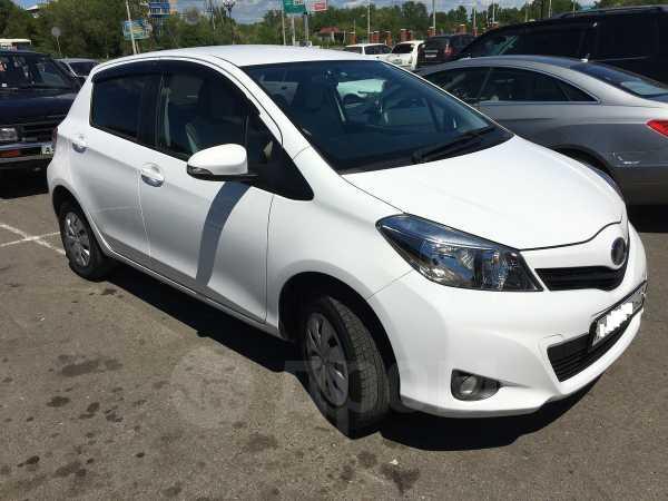 Toyota Vitz, 2012 год, 500 000 руб.