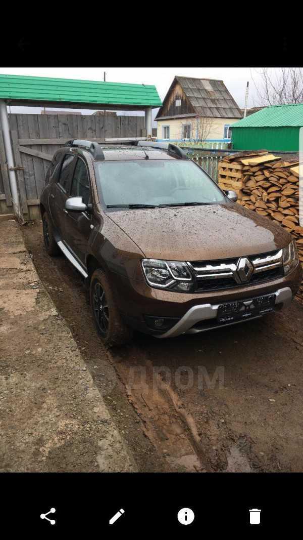 Renault Duster, 2017 год, 1 050 000 руб.