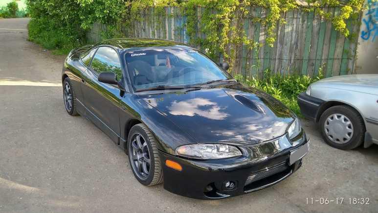 Mitsubishi Eclipse, 1998 год, 350 000 руб.