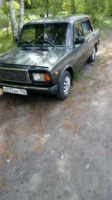 Новосибирск 2107 2011
