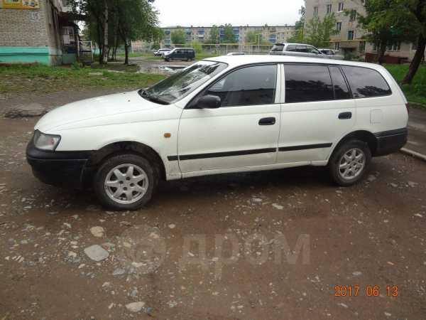 Toyota Caldina, 1993 год, 105 000 руб.