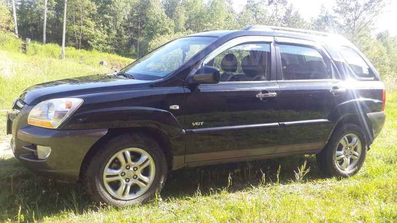 Kia Sportage, 2007 год, 510 000 руб.