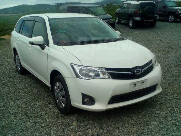 Toyota Corolla Fielder (Тойота Филдер) - Продажа, Цены ...