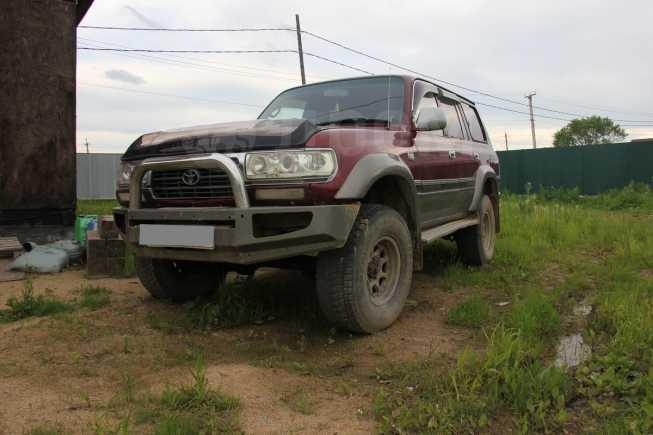 Toyota Land Cruiser, 1993 год, 650 000 руб.