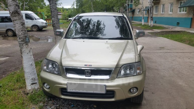 Honda CR-V, 1999 год, 380 000 руб.
