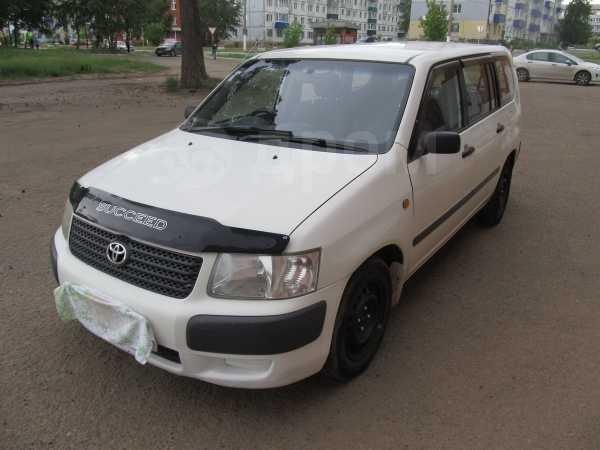 Toyota Succeed, 2002 год, 230 000 руб.