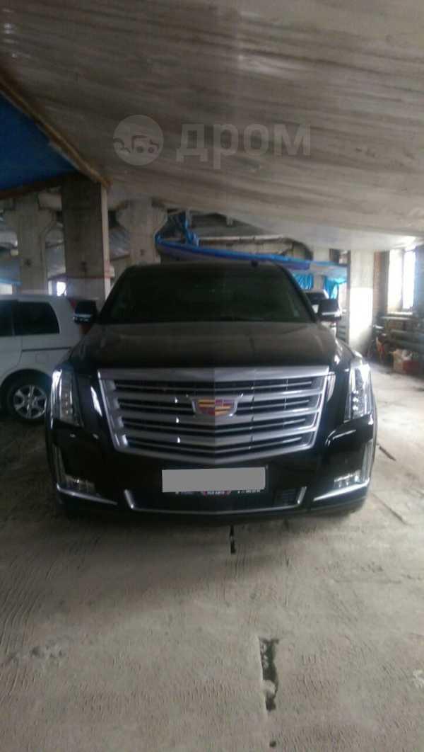 Cadillac Escalade, 2016 год, 5 000 000 руб.