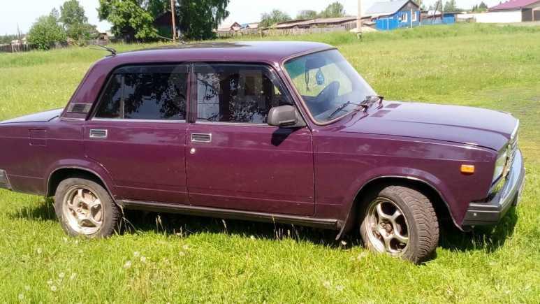 Лада 2107, 2001 год, 57 000 руб.