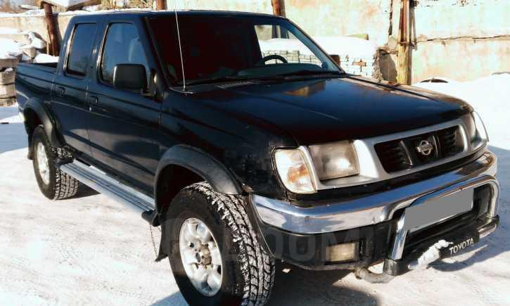 Nissan Frontier, 1999 год, 330 000 руб.