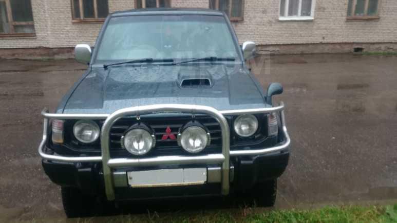 Mitsubishi Pajero, 1996 год, 330 000 руб.