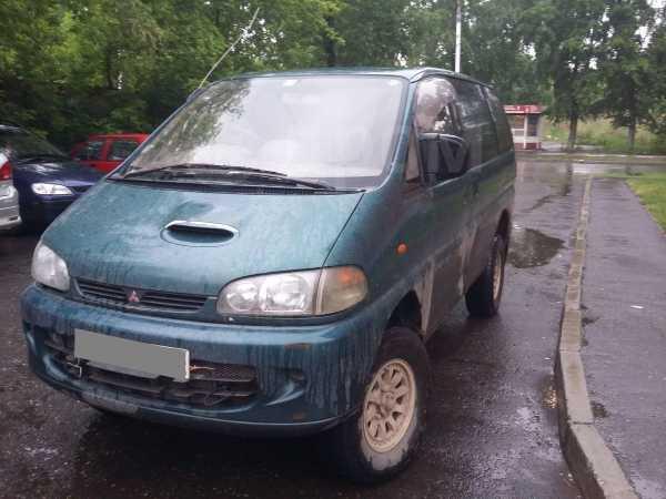 Mitsubishi Delica, 1994 год, 450 000 руб.