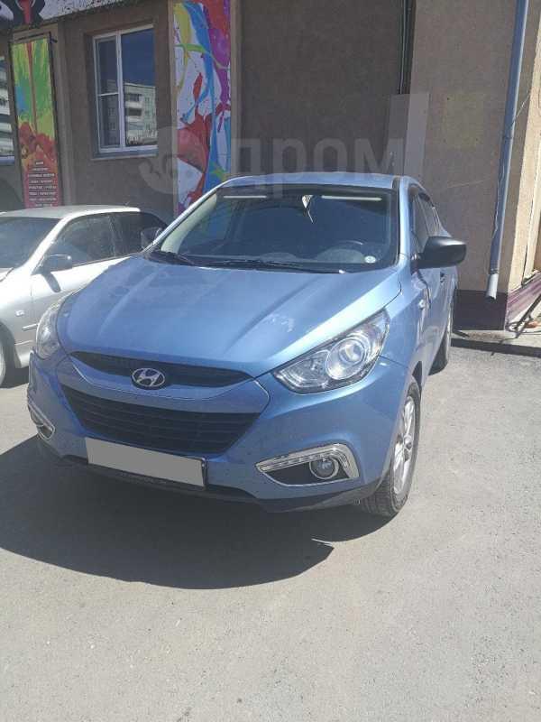 Hyundai ix35, 2011 год, 610 000 руб.
