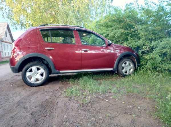 Renault Sandero Stepway, 2011 год, 399 000 руб.