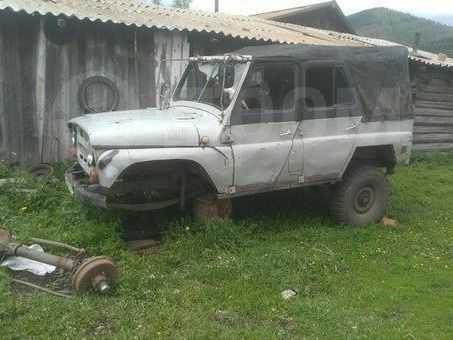 УАЗ 3153, 1994 год, 50 000 руб.