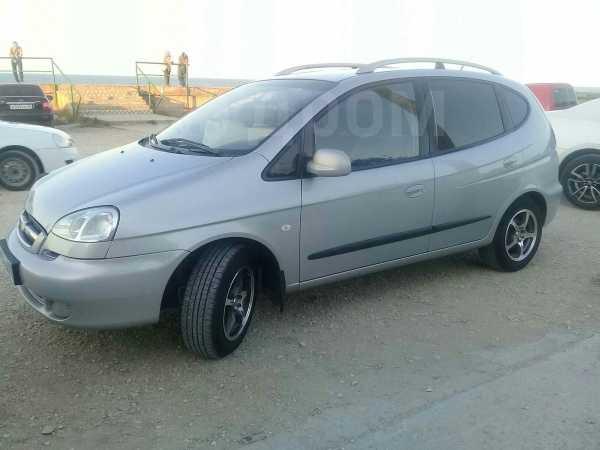 Chevrolet Rezzo, 2008 год, 250 000 руб.