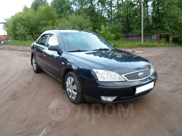 Ford Mondeo, 2005 год, 198 000 руб.