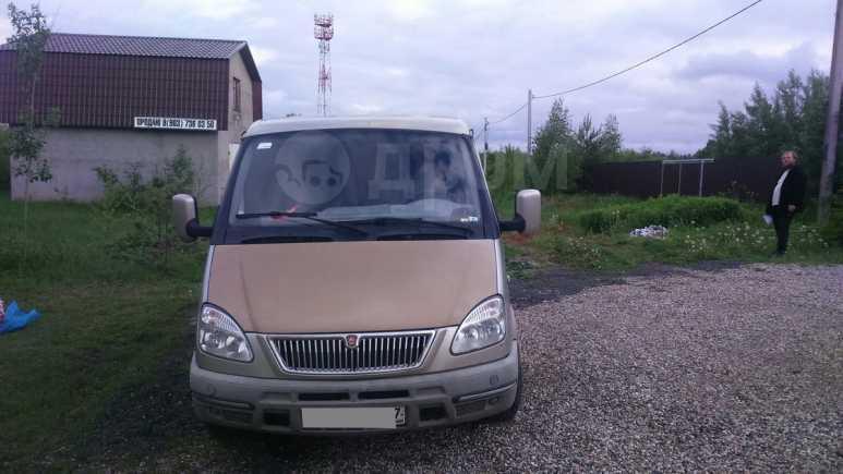 ГАЗ 2217, 2005 год, 205 000 руб.