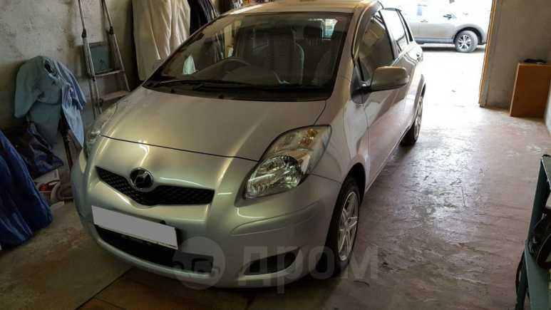Toyota Vitz, 2008 год, 395 000 руб.