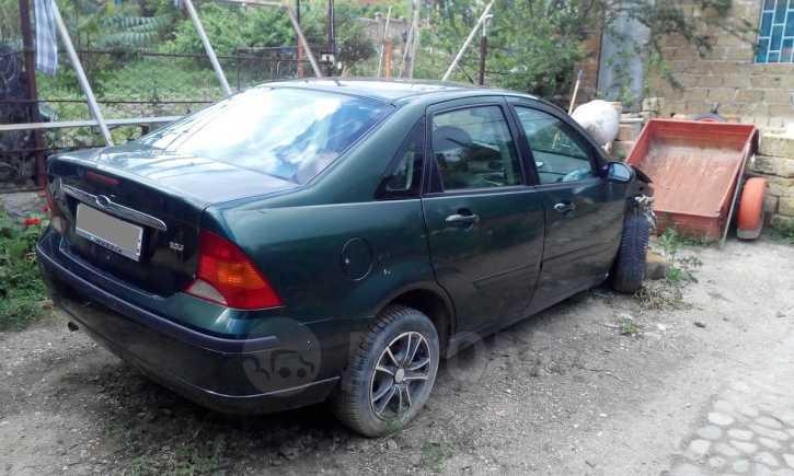 Ford Focus, 2003 год, 65 000 руб.