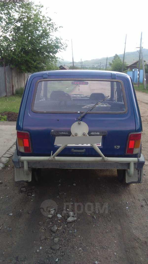 Лада 4x4 2121 Нива, 2001 год, 220 000 руб.
