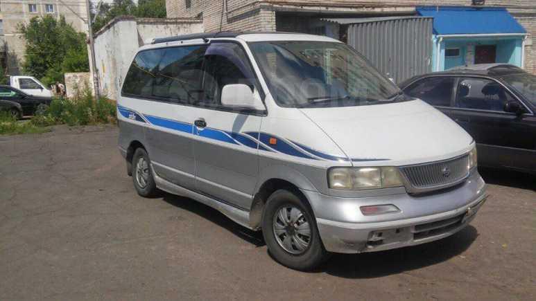 Nissan Largo, 1998 год, 120 000 руб.