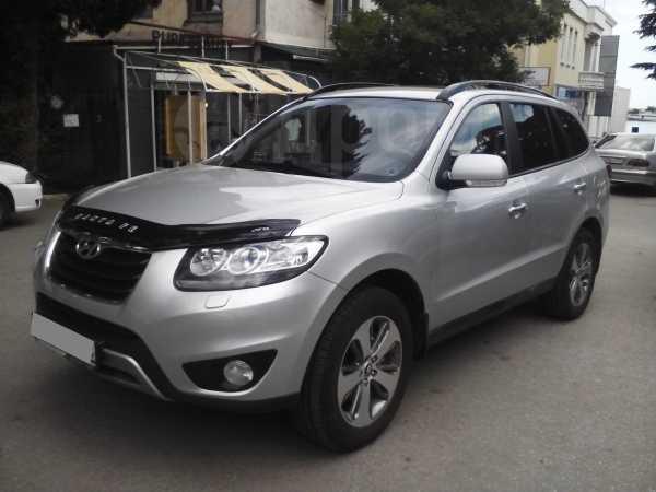Hyundai Santa Fe, 2011 год, 1 100 000 руб.