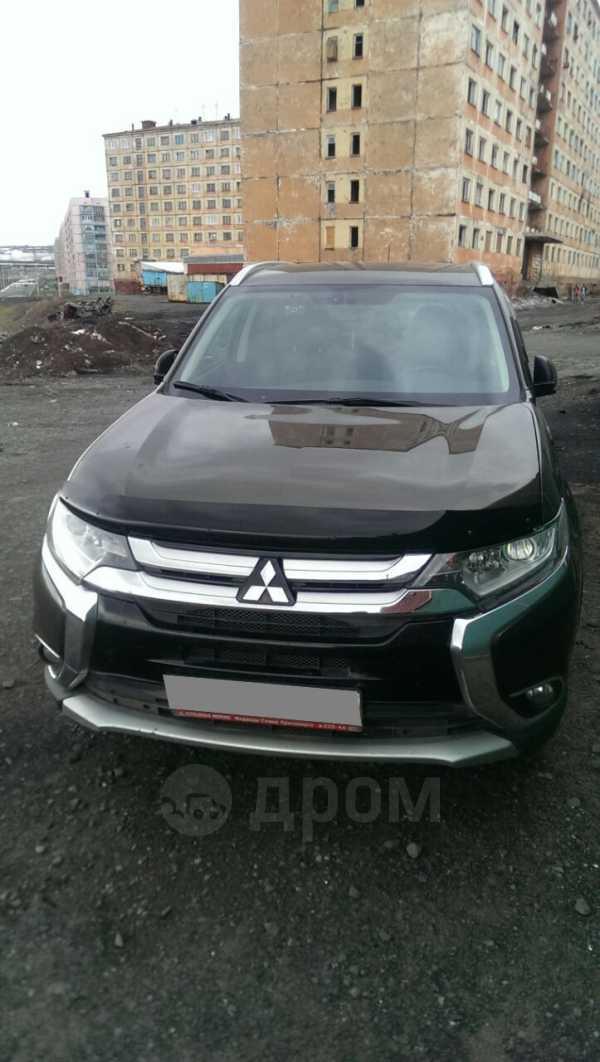 Mitsubishi Outlander, 2015 год, 1 450 000 руб.