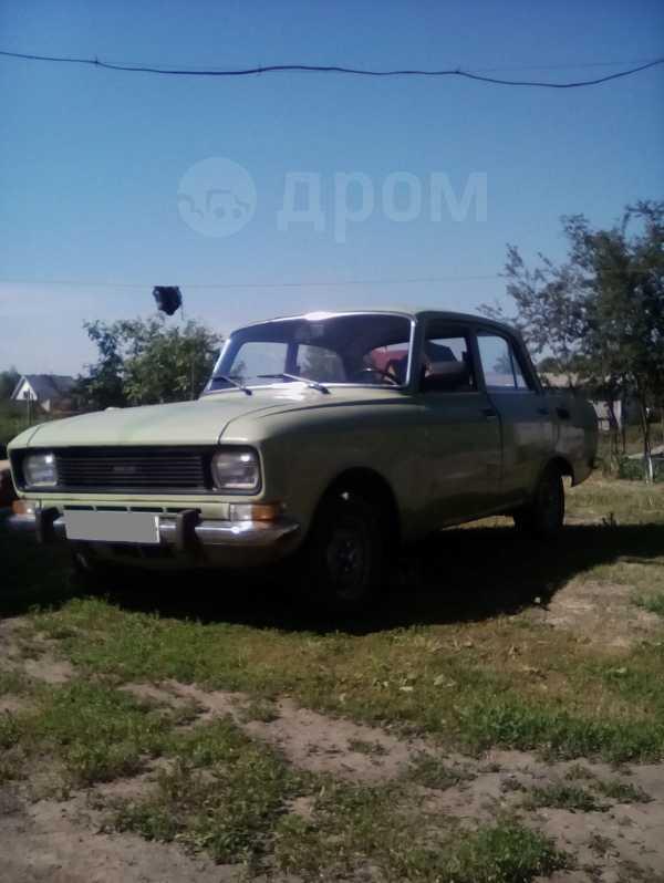 Москвич 2140, 1983 год, 25 000 руб.