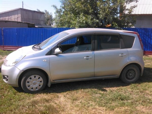 Nissan Note, 2009 год, 320 000 руб.