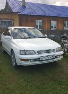 Томск Тойота Корона 1992