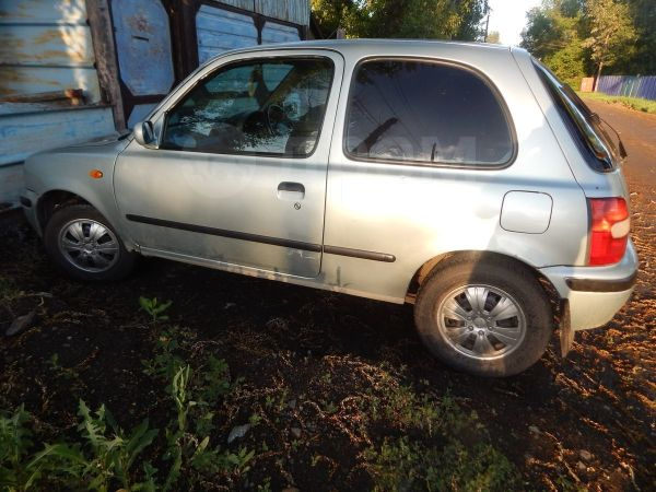 Nissan March, 1998 год, 80 000 руб.