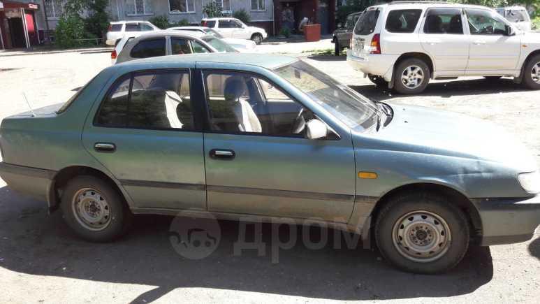 Nissan Pulsar, 1994 год, 55 000 руб.