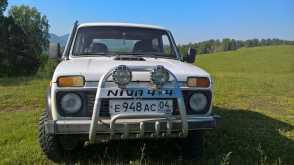 Турочак 4x4 2121 Нива 1997