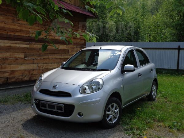 Nissan March, 2011 год, 320 000 руб.