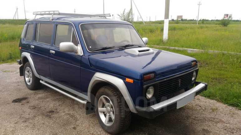 Лада 4x4 2131 Нива, 1996 год, 130 000 руб.