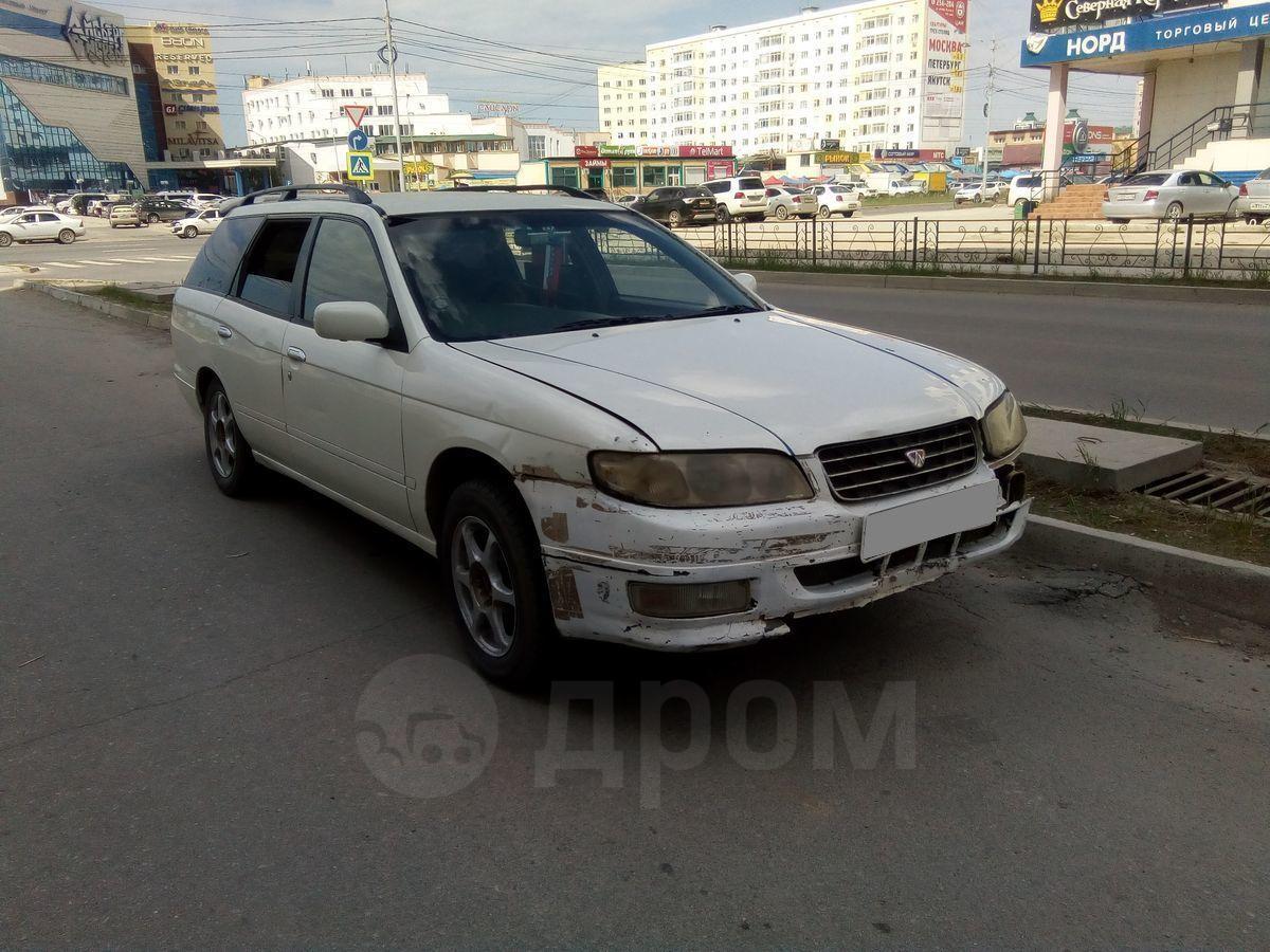 Купить авто Nissan Elgrand 2001 в Якутске Старый добрый