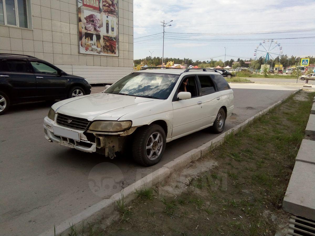 Ниссан в Якутске  yakutsktiuru