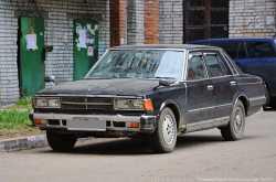 Комсомольск-на-Амуре Ниссан Глория 1980